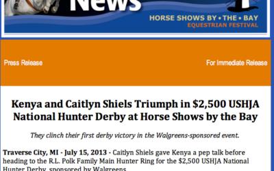 Congratulations Caitlyn + Kenya!!!