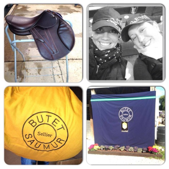 Thank you Beval Saddlery + Butet – we LOVE our saddles!