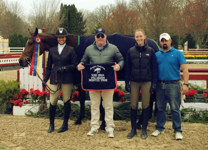 Chicago Equestrian, 5.26.15 : Canterbury Farm Aims for Pre-Green Incentive Championship with Two Young Hunters