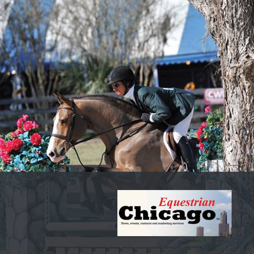 03.13.14: Canterbury Farm Celebrates 30th Anniversary with Patty Stovel Clinic