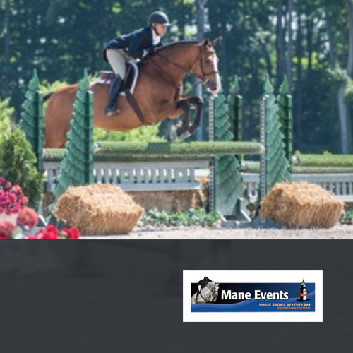 7.15.13 : Caitlyn Shiels and Kenya Triumph in the $2500 USHJA National Hunter Derby at Horse Shows by the Bay Series II