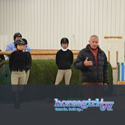 September 2013: George H. Morris Clinic at Canterbury Farm Proves Inspirational For All