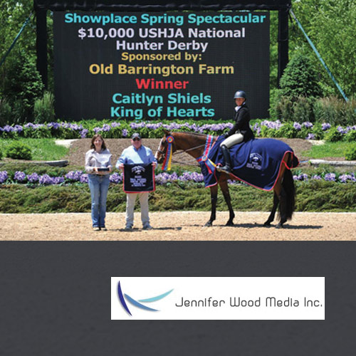06.23.15: Canterbury Farm Captures Top Prizes At Showplace Spring Spectacular