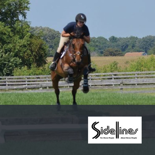 9.14.13: George H. Morris Natural Obstacle Clinic Encourages Riders to Get Out of the Ring