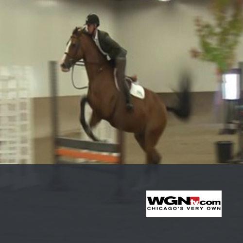 9.25.13: Horseback Riding At Canterbury Farm