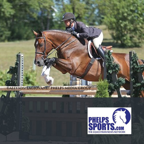 07.13.16: Caitlyn Shiels Starts WCHR Week Strong at Great Lakes Equestrian Festival