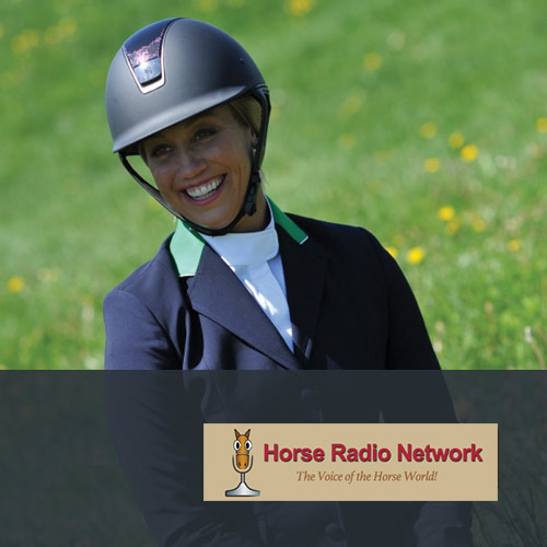 06.07.16: Caitlyn Shiels of Horse Radio Network