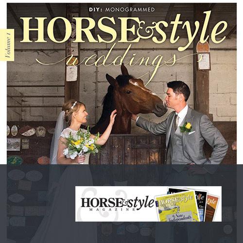2016: Horse & Style Weddings Magazine