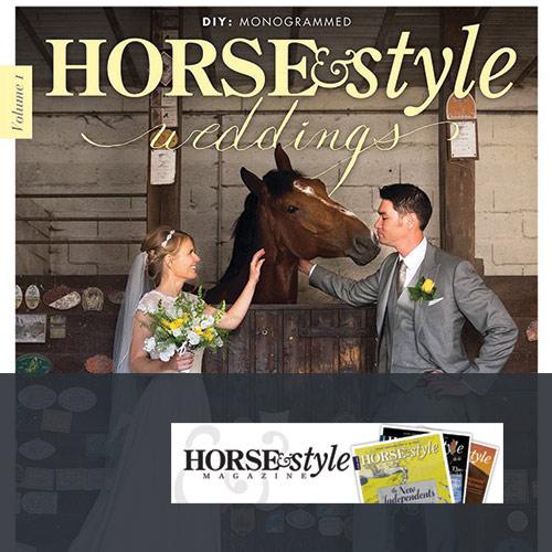 2016: Horse & Style Weddings Magazine