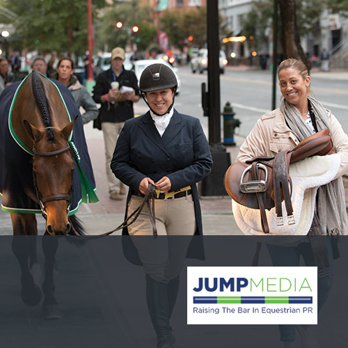 11.16.16: Amateur Rider, Working Professional: Canterbury Farm's Michelle Durpetti on the Indoor Experience