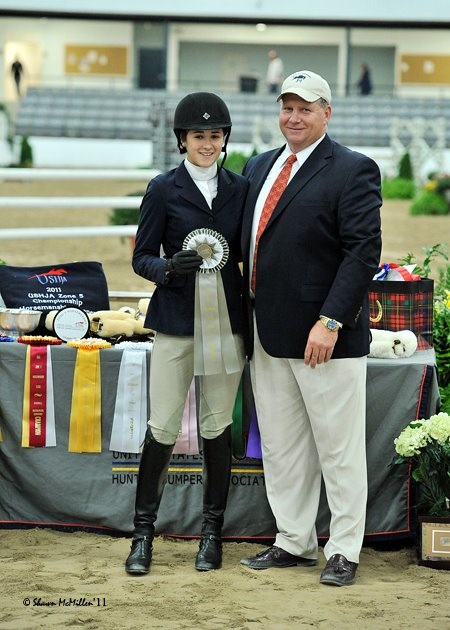 Congratulations to Courtney Harker for qualifying for USEF Medal & Maclay Finals!