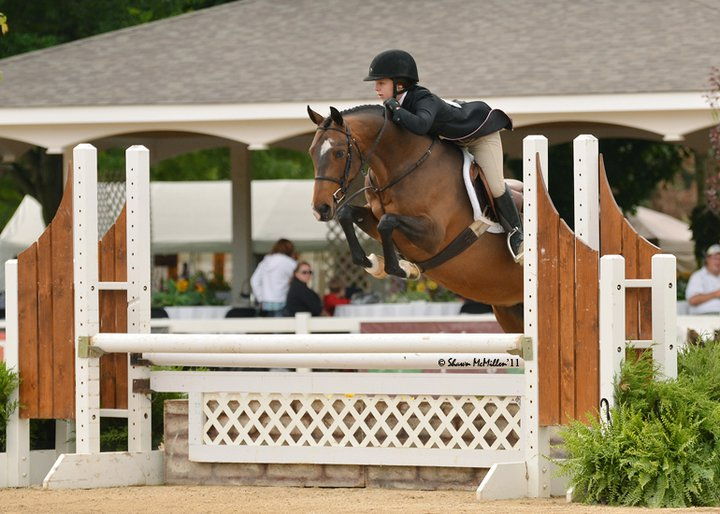 Congrats to Hillcrest Songbird on qualifying for USEF Pony Finals!